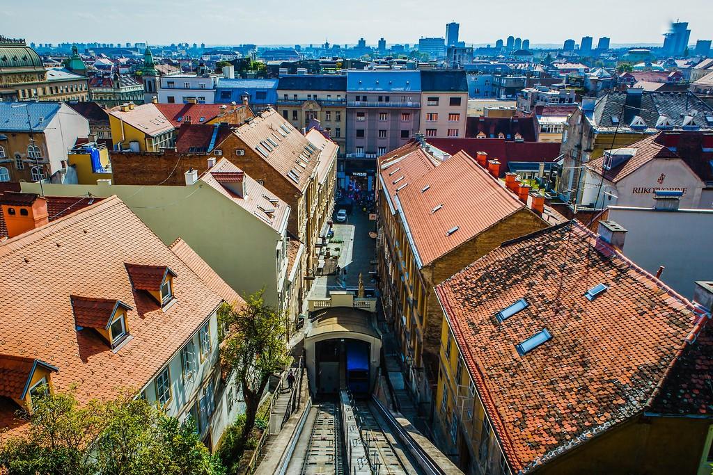 克罗地亚首都萨格勒布(Zagreb),城市印象_图1-22
