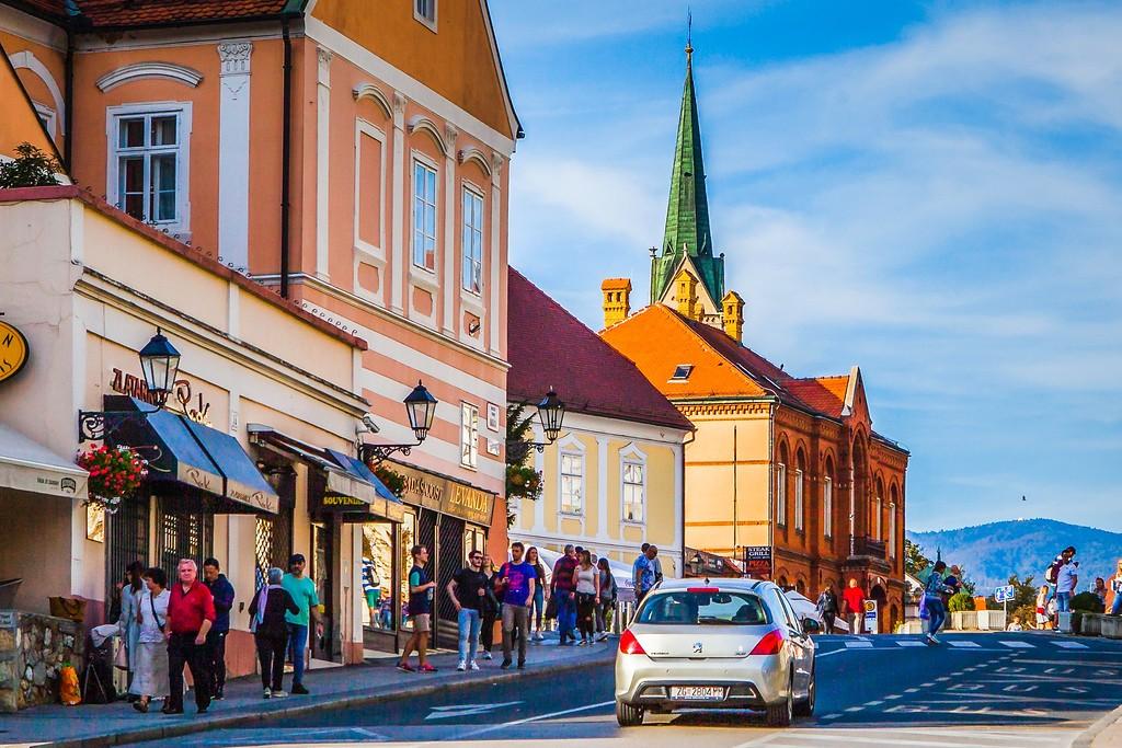 克罗地亚首都萨格勒布(Zagreb),城市印象_图1-21