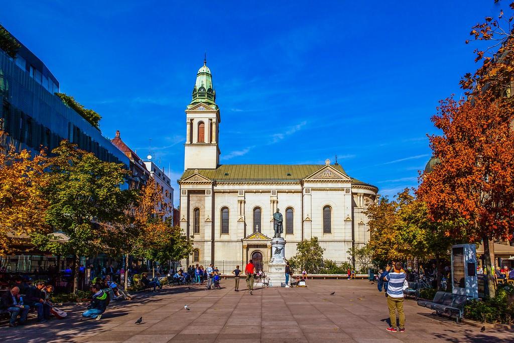克罗地亚首都萨格勒布(Zagreb),城市印象_图1-24