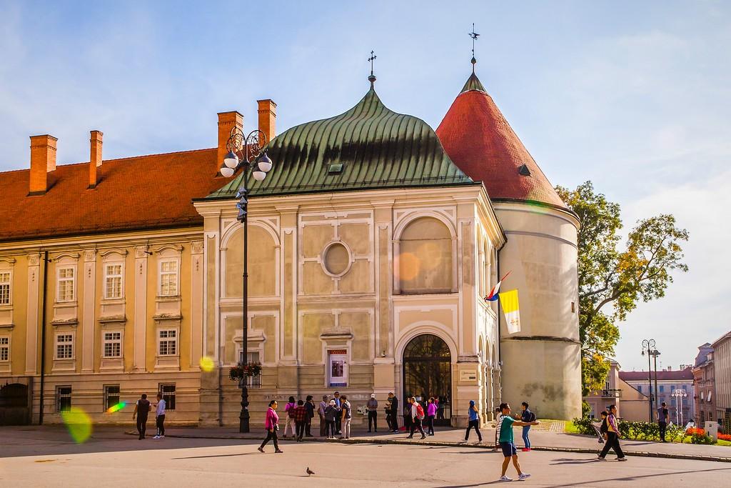 克罗地亚首都萨格勒布(Zagreb),城市印象_图1-20