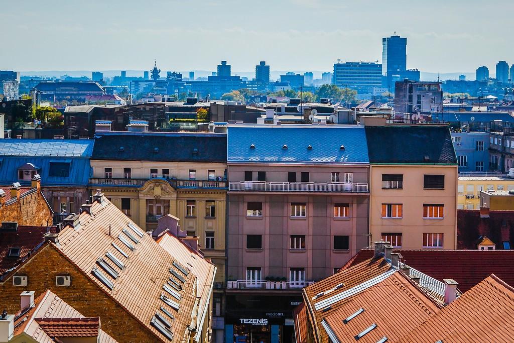 克罗地亚首都萨格勒布(Zagreb),城市印象_图1-16