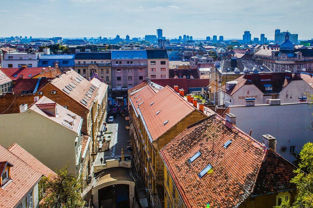 克罗地亚首都萨格勒布(Zagreb),城市印象_图1-14