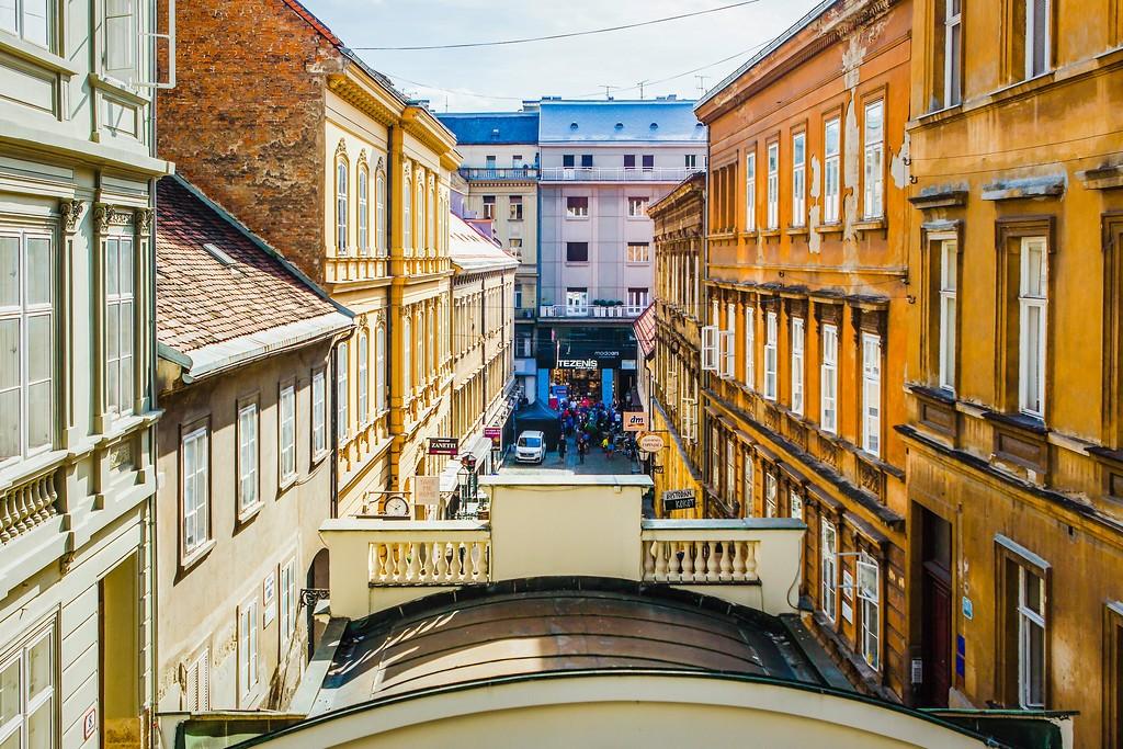 克罗地亚首都萨格勒布(Zagreb),城市印象_图1-9