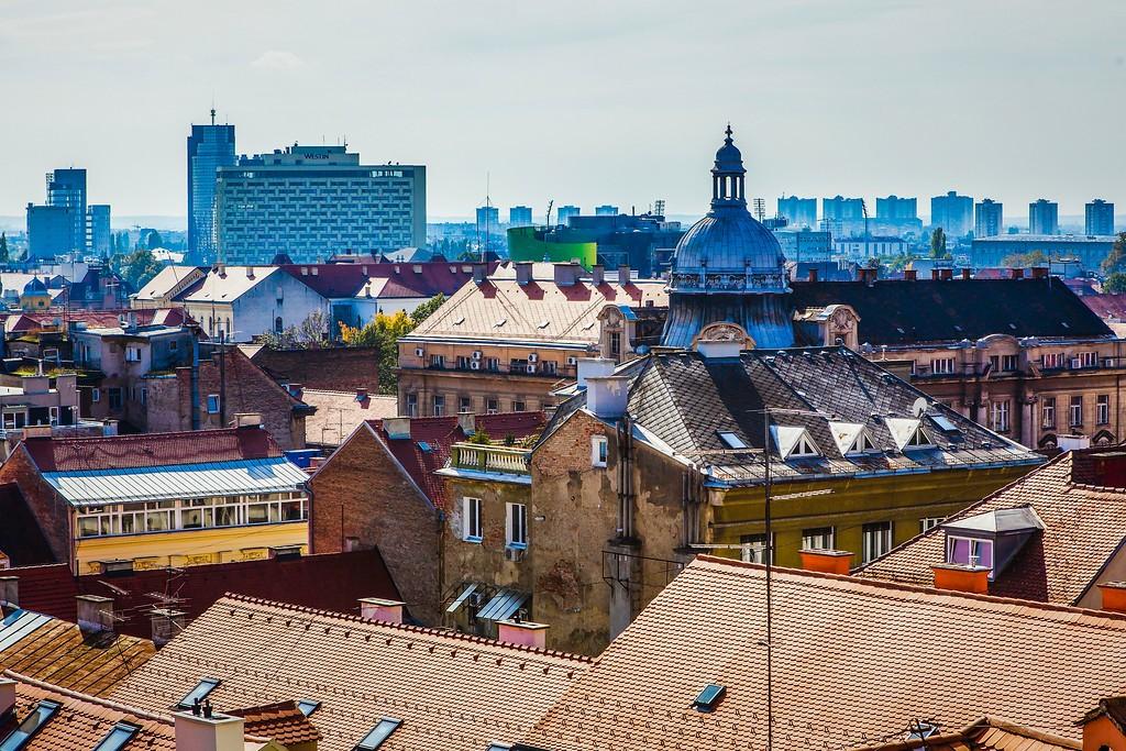 克罗地亚首都萨格勒布(Zagreb),城市印象_图1-11