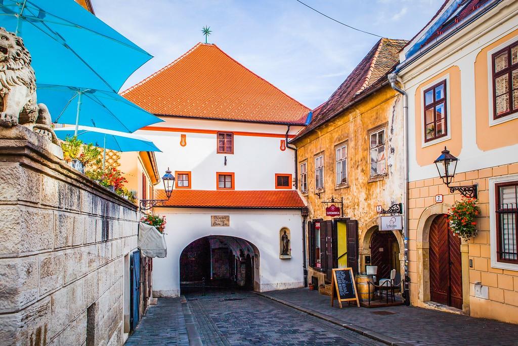 克罗地亚首都萨格勒布(Zagreb),城市印象_图1-8
