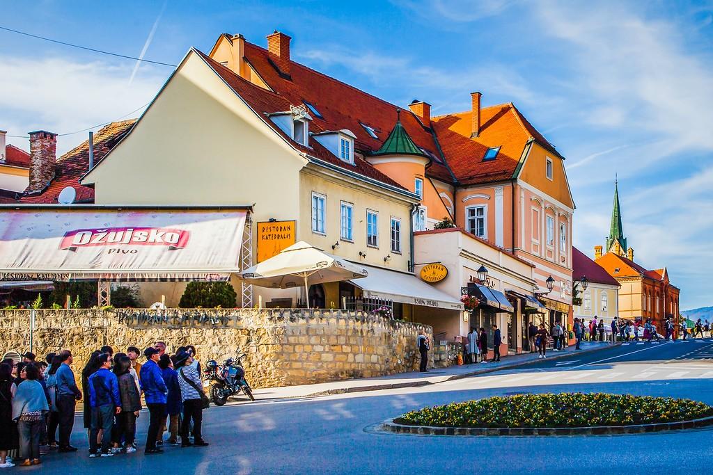 克罗地亚首都萨格勒布(Zagreb),城市印象_图1-7