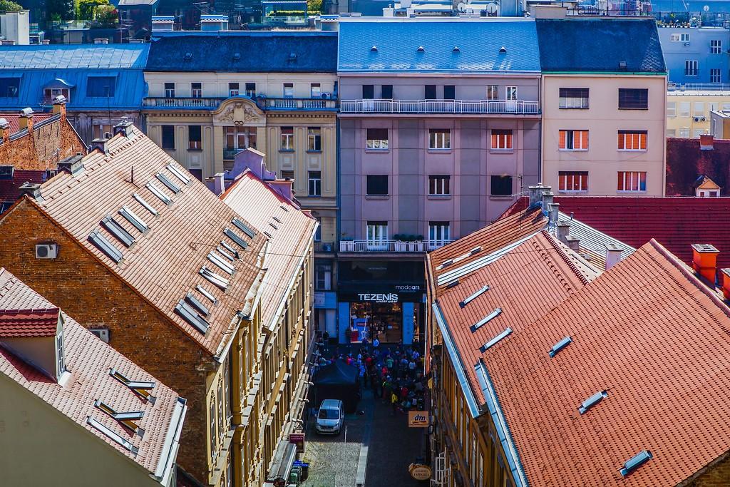 克罗地亚首都萨格勒布(Zagreb),城市印象_图1-6