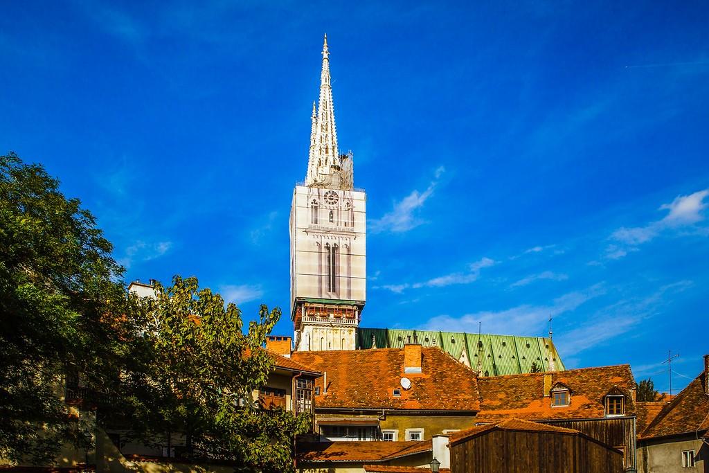 克罗地亚首都萨格勒布(Zagreb),城市印象_图1-5