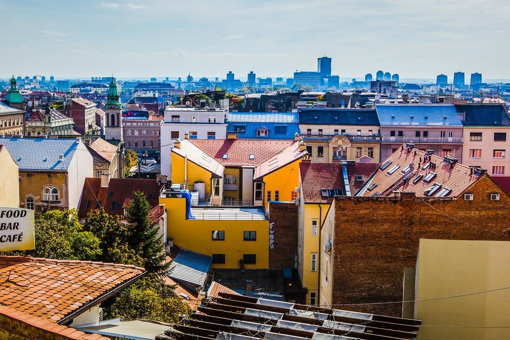 克罗地亚首都萨格勒布(Zagreb),城市印象_图1-29