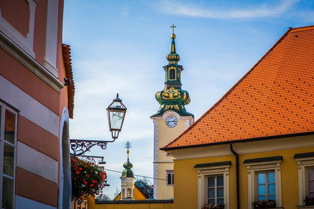 克罗地亚首都萨格勒布(Zagreb),城市印象_图1-30