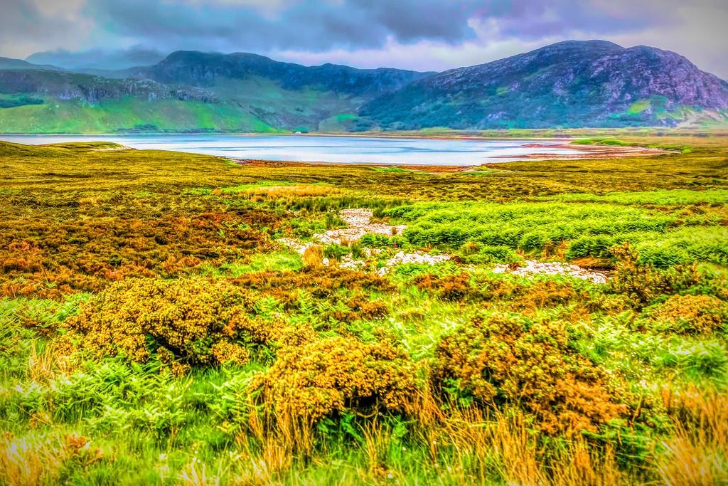 苏格兰美景,景色如画_图1-13