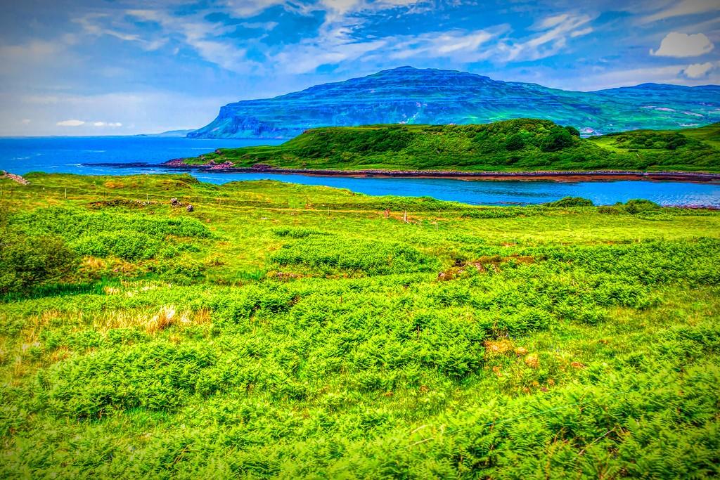 苏格兰美景,景色如画_图1-11
