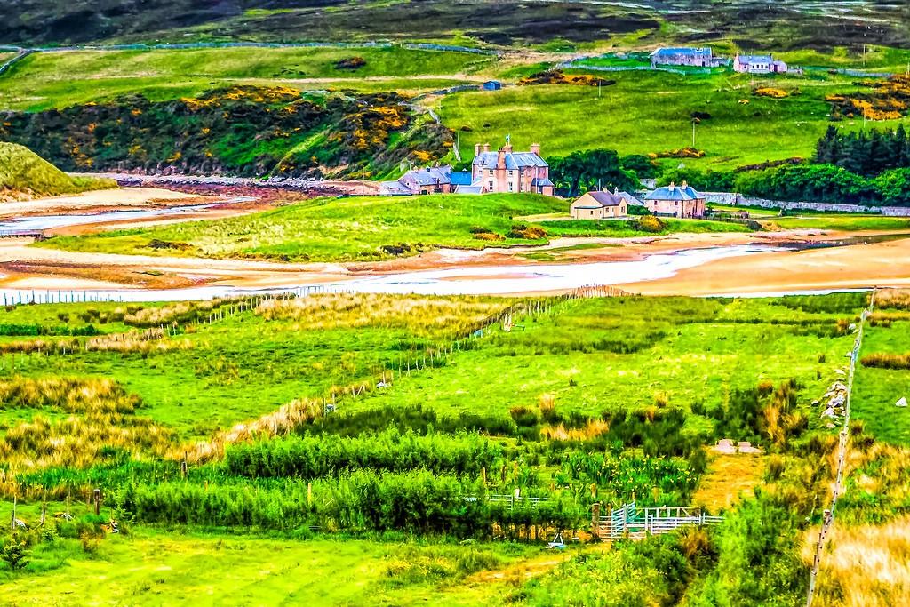 苏格兰美景,景色如画_图1-12