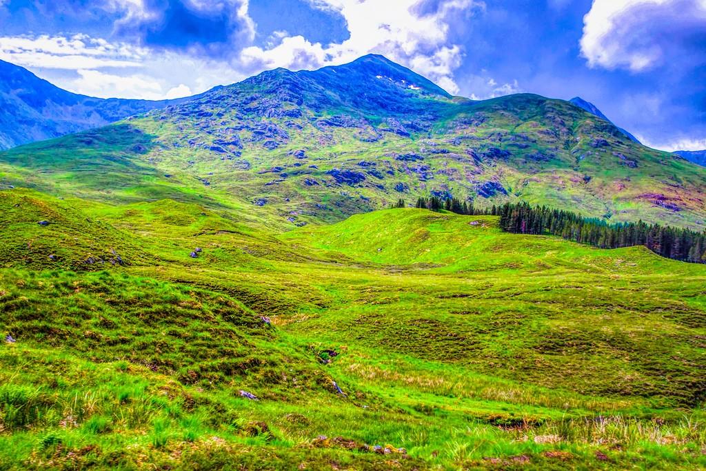 苏格兰美景,景色如画_图1-10