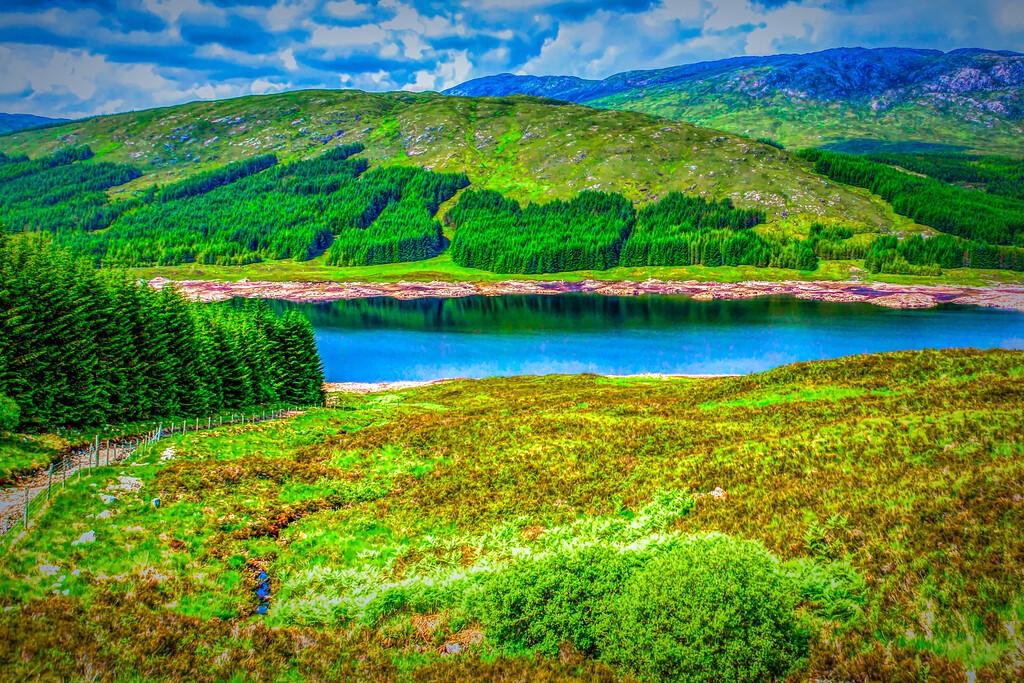 苏格兰美景,景色如画_图1-6