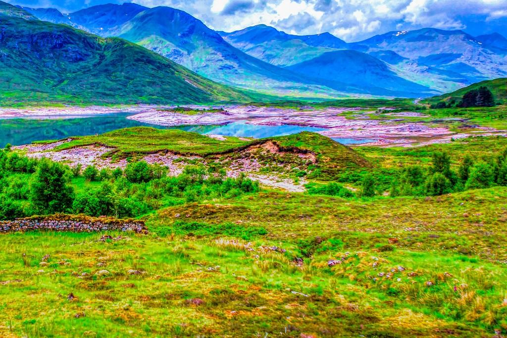苏格兰美景,景色如画_图1-4