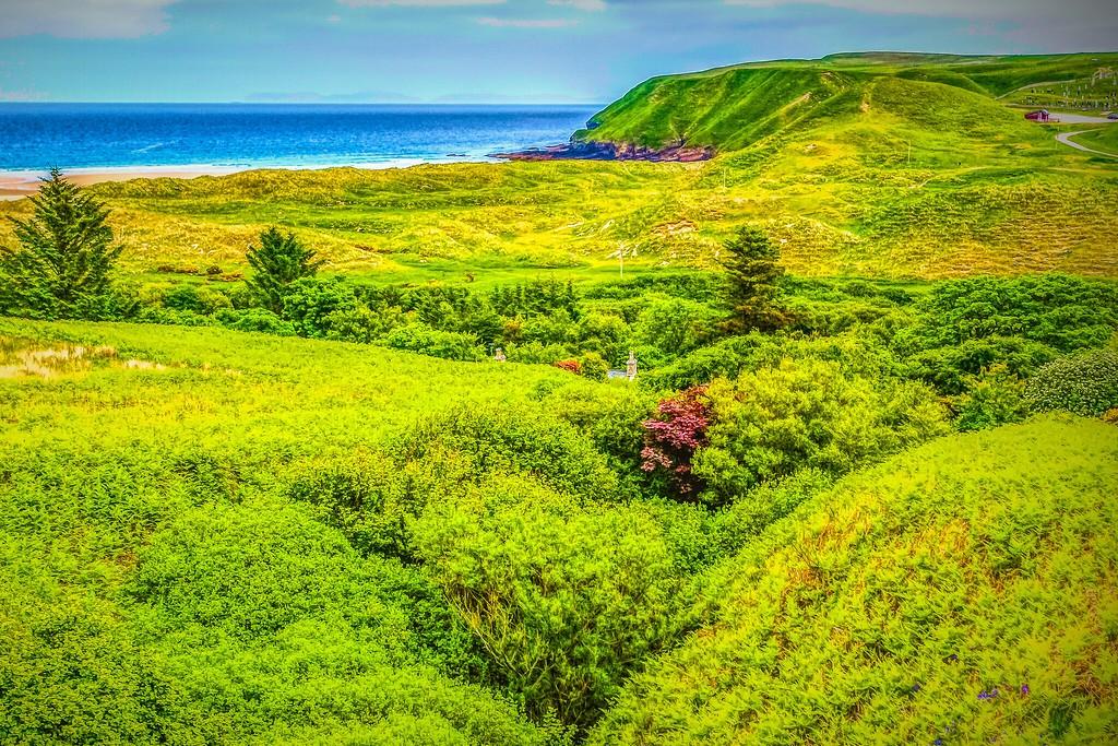 苏格兰美景,景色如画_图1-3