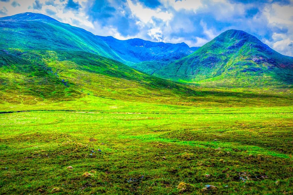 苏格兰美景,景色如画_图1-17