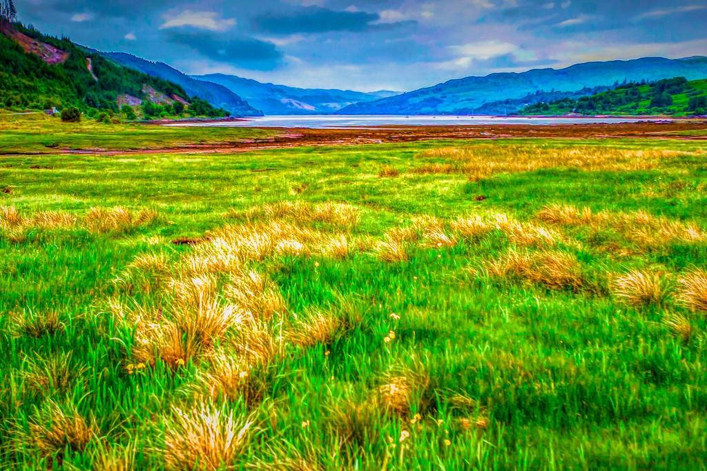 苏格兰美景,景色如画_图1-18
