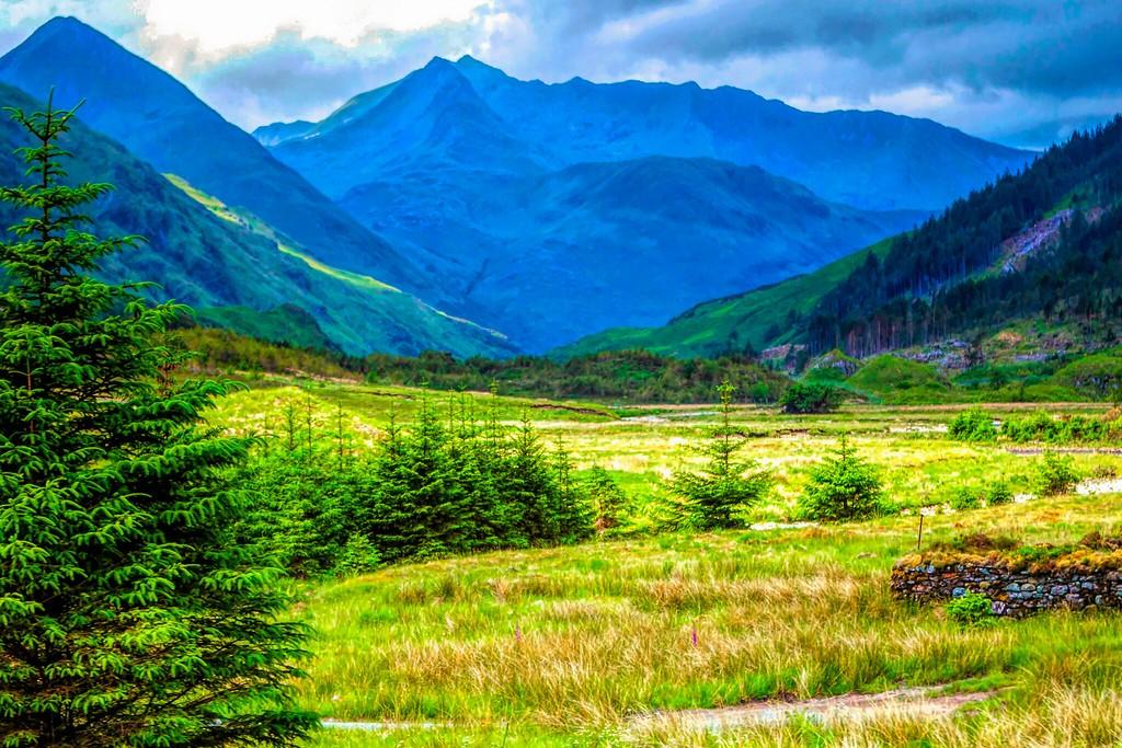 苏格兰美景,景色如画_图1-19