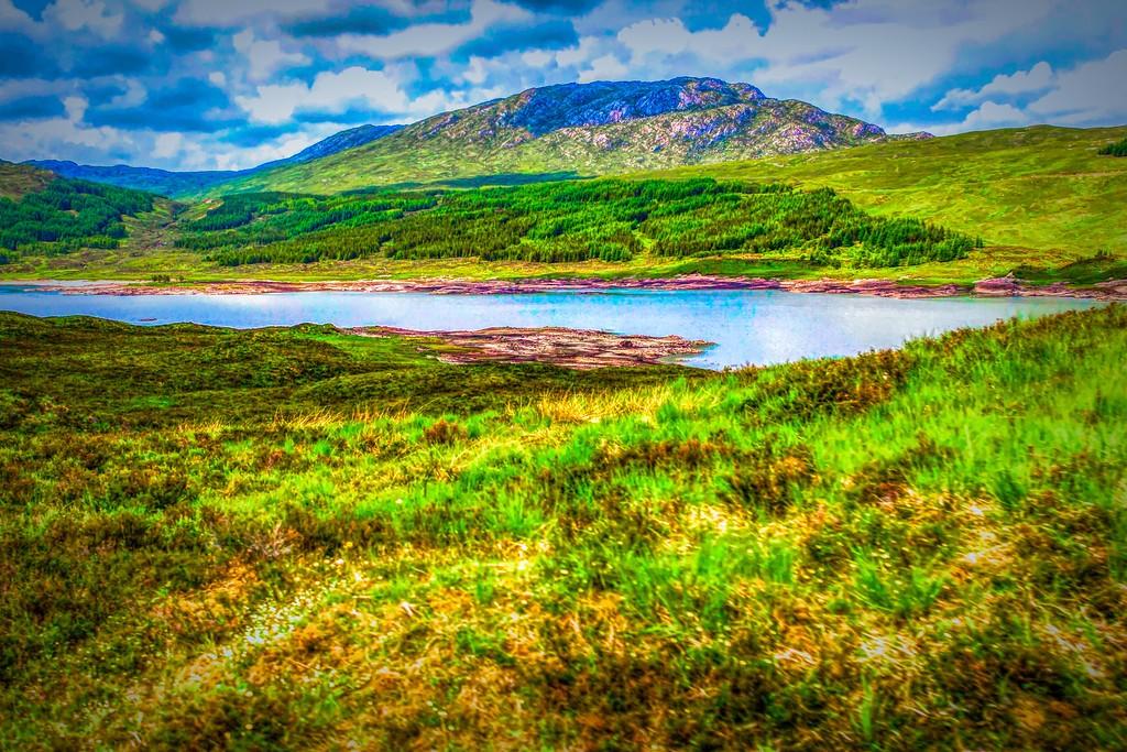 苏格兰美景,景色如画_图1-21