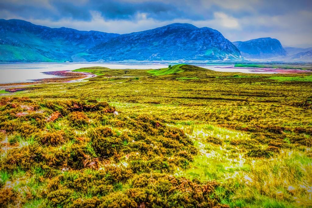 苏格兰美景,景色如画_图1-20
