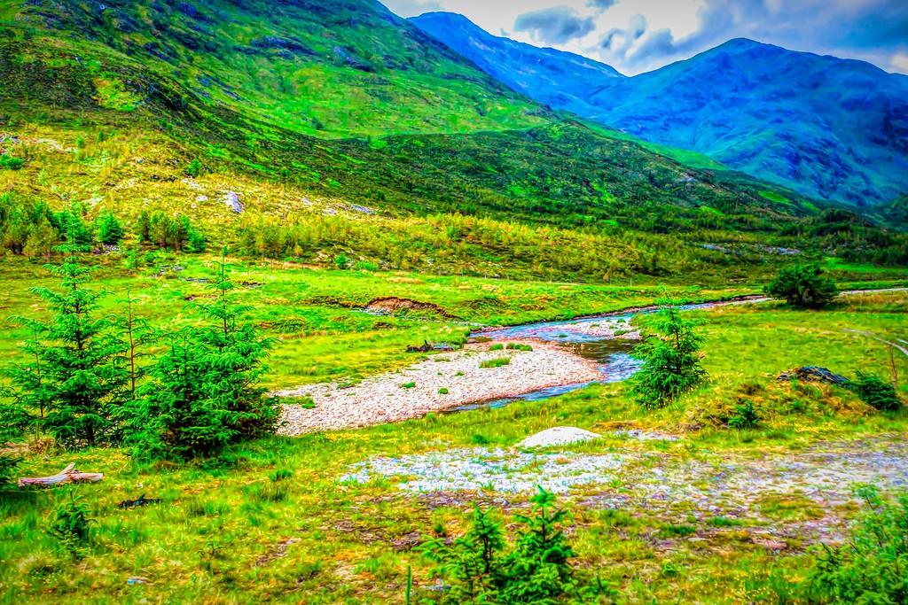 苏格兰美景,景色如画_图1-28