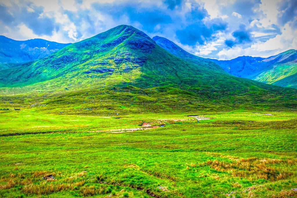 苏格兰美景,景色如画_图1-27