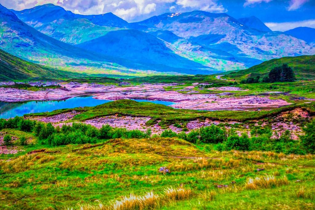 苏格兰美景,景色如画_图1-26