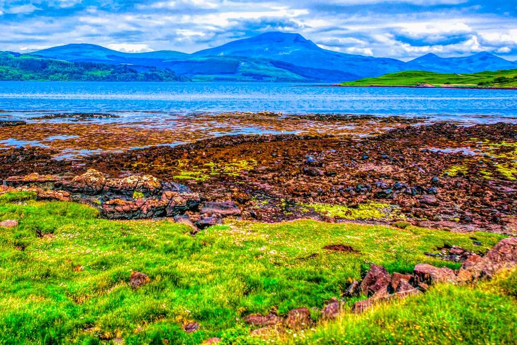 苏格兰美景,景色如画_图1-33