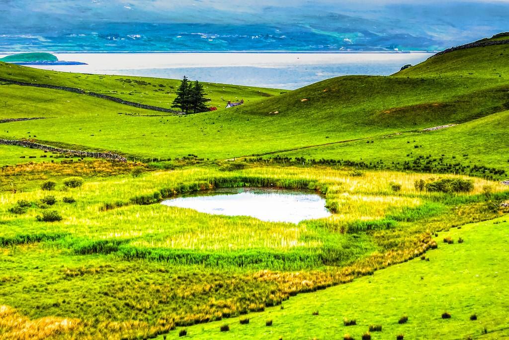 苏格兰美景,景色如画_图1-31