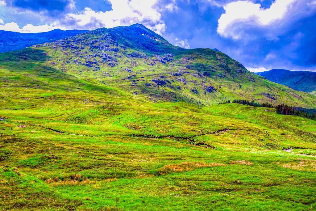 苏格兰美景,景色如画_图1-34