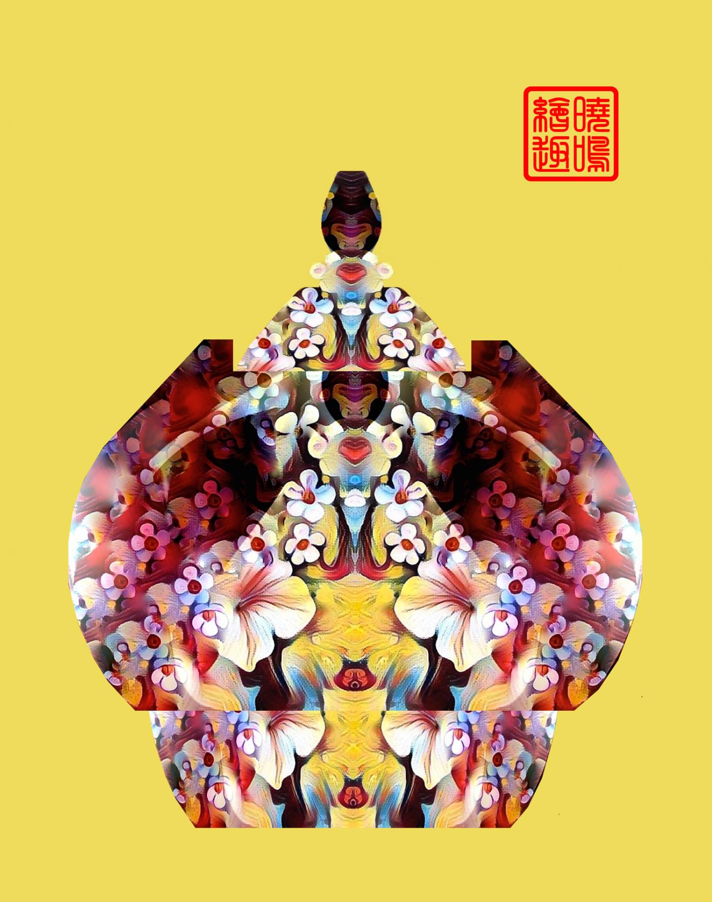 【晓鸣独创】摄影绘制美术展(续)_图1-19