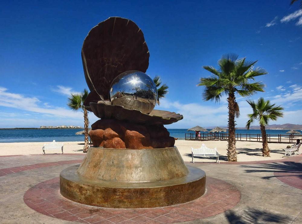 拉巴斯-离开墨西哥大陆的半岛城市_图1-1