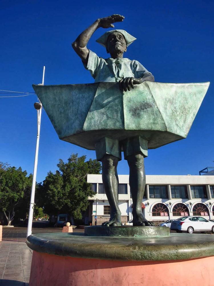 拉巴斯-离开墨西哥大陆的半岛城市_图1-3