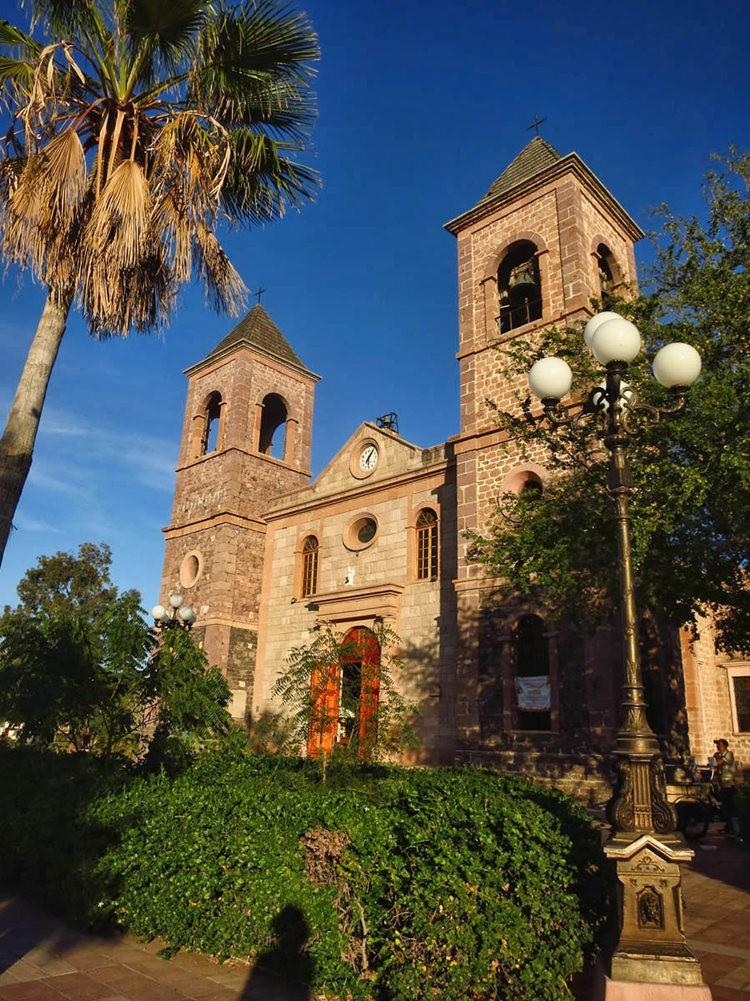 拉巴斯-离开墨西哥大陆的半岛城市_图1-11