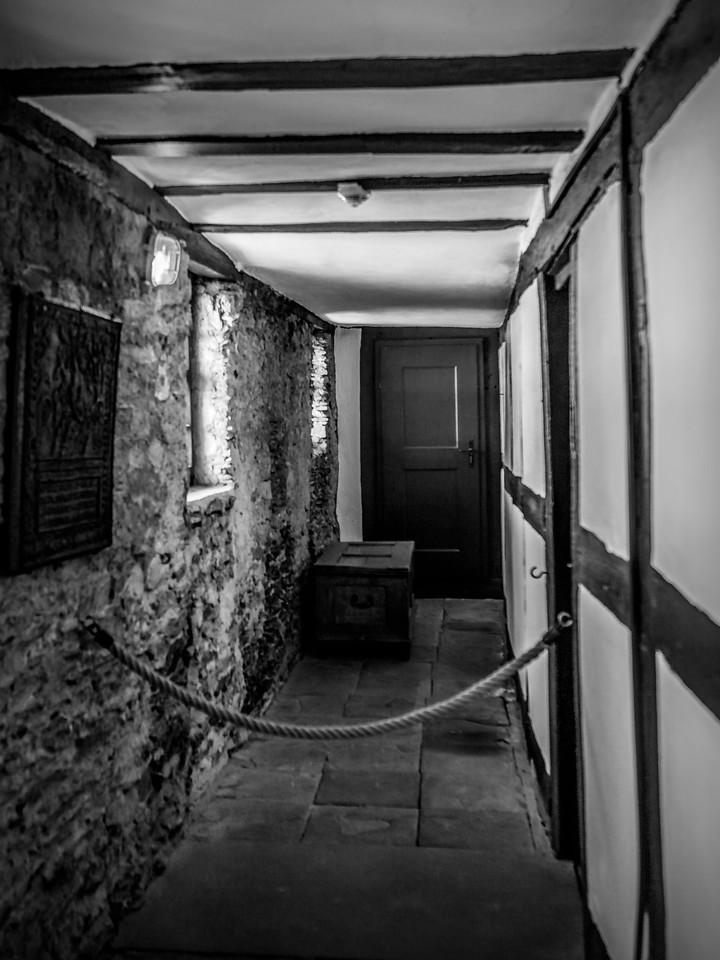 德国马克思城堡(Marksburg castle),走进历史_图1-13