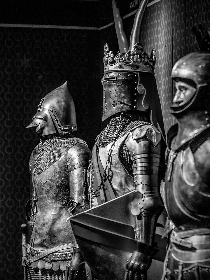 德国马克思城堡(Marksburg castle),走进历史_图1-15