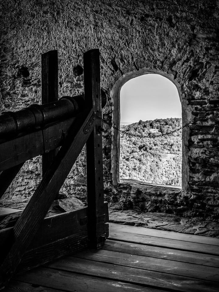 德国马克思城堡(Marksburg castle),走进历史_图1-16