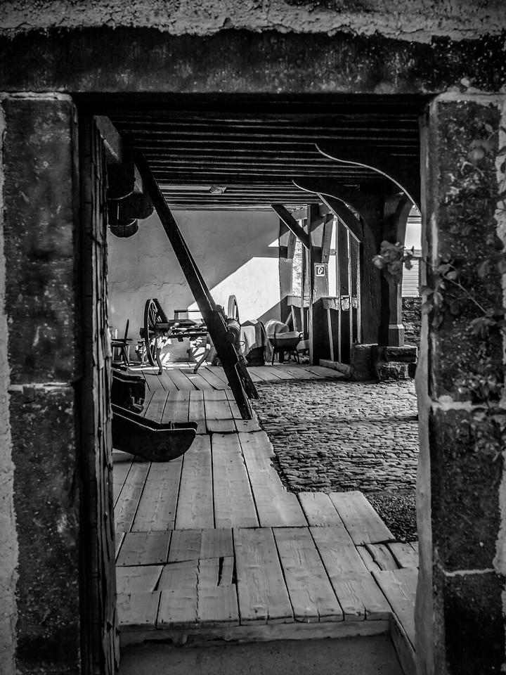 德国马克思城堡(Marksburg castle),走进历史_图1-19