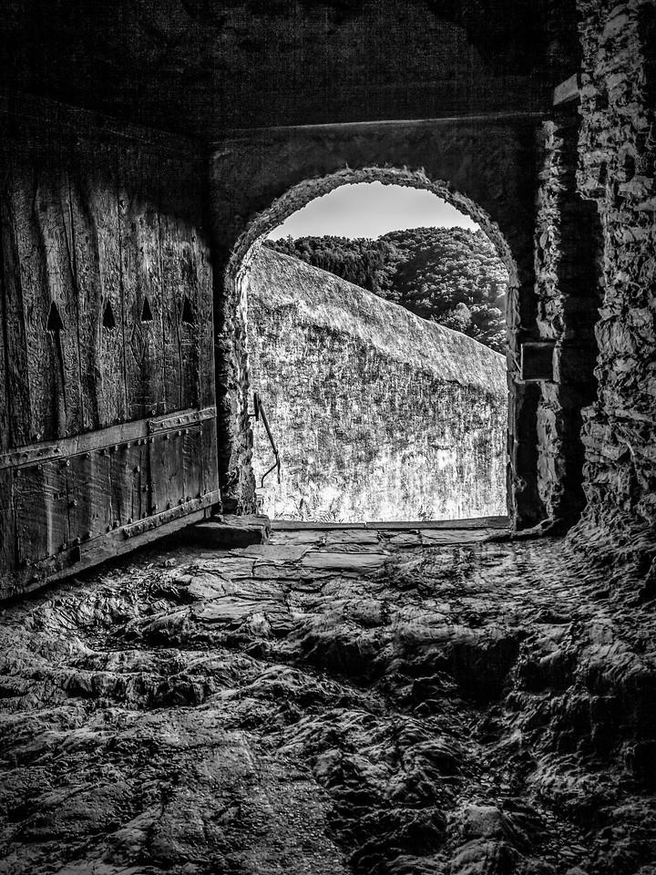 德国马克思城堡(Marksburg castle),走进历史_图1-24