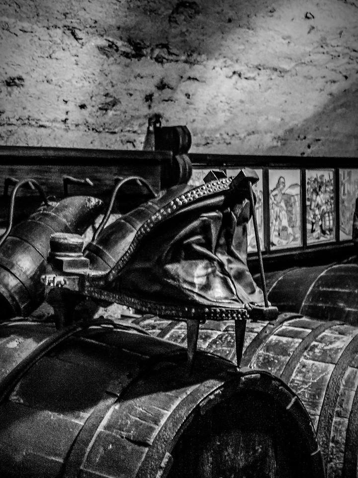 德国马克思城堡(Marksburg castle),走进历史_图1-25