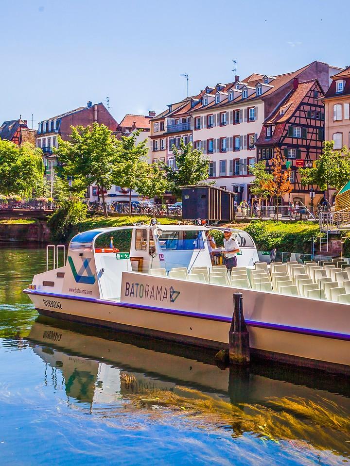 法国斯特拉斯堡(Strasbourg),街上的人气_图1-7