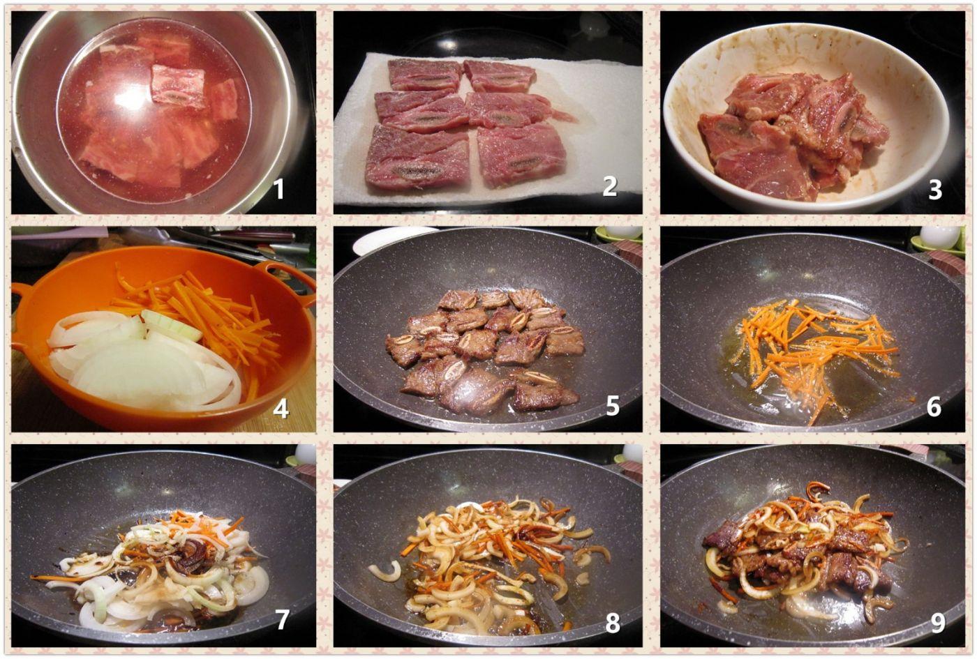 粤式洋葱牛小排_图1-2