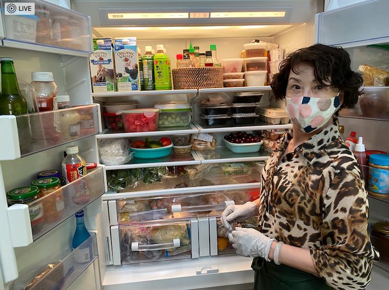 疫情威胁下我家大当家突显厨房身手_图1-4