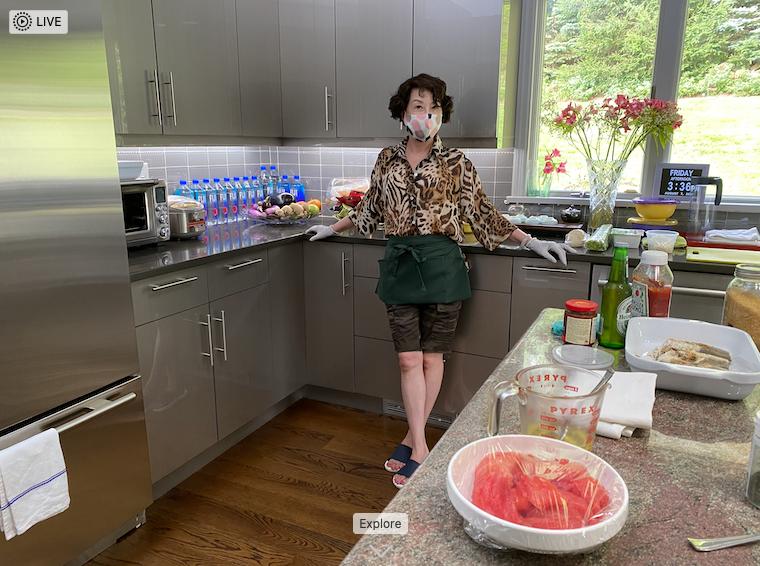 疫情威胁下我家大当家突显厨房身手_图1-7