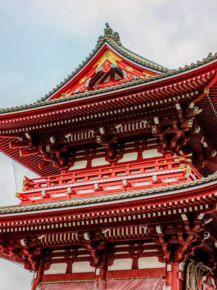 日本印象,古朴建筑_图1-25