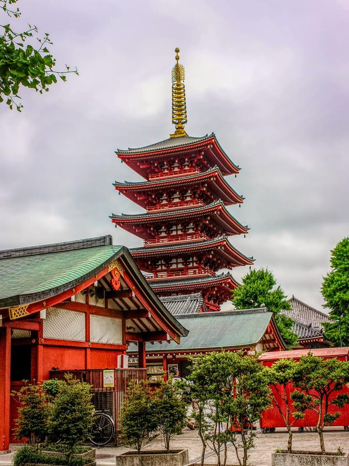 日本印象,古朴建筑_图1-26