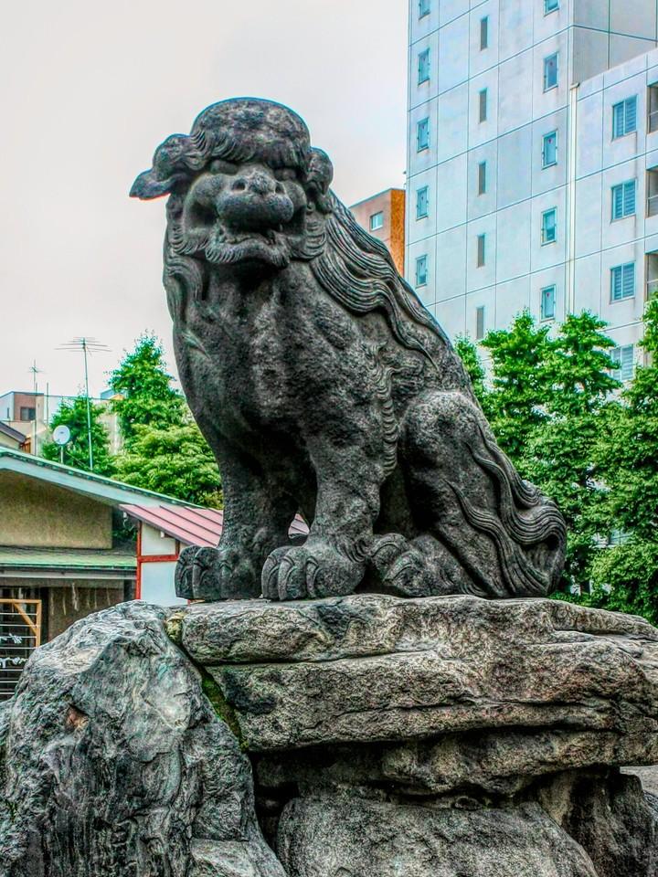 日本印象,古朴建筑_图1-27