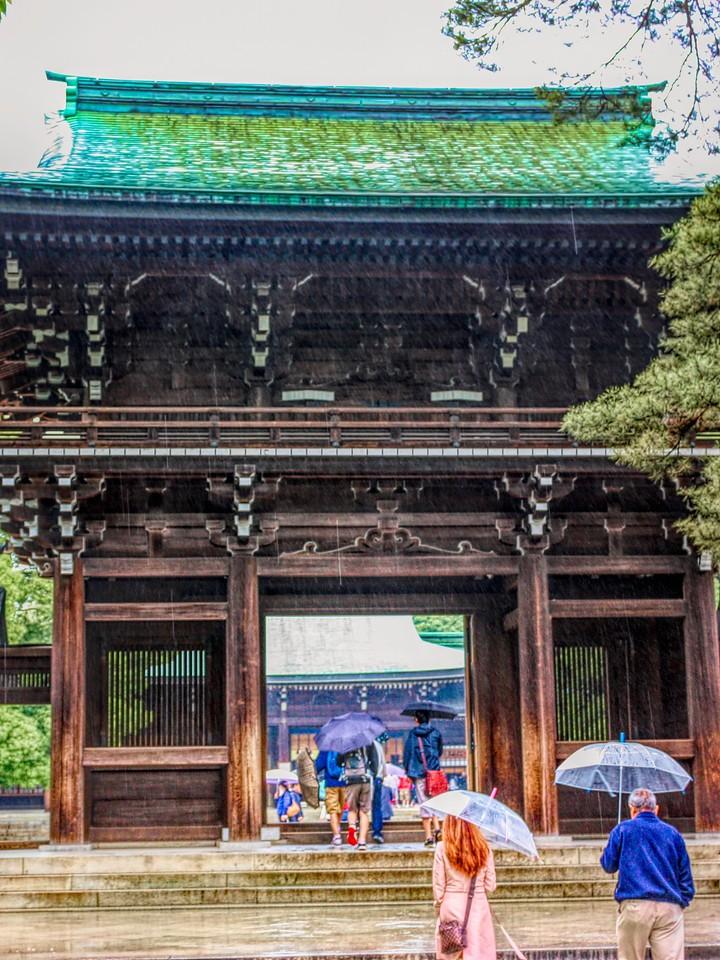 日本印象,古朴建筑_图1-14